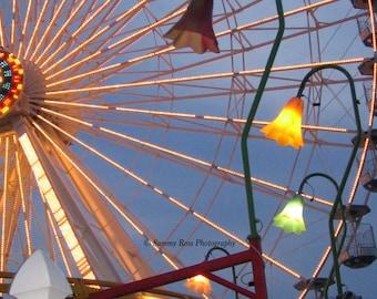 Ferris Wheel Lights