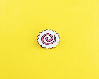 Japanese Fish Cake / Enamel Pin