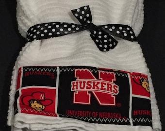 Nebraska Huskers Hand Towels