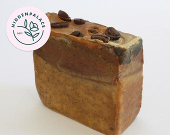 Espresso | Handmade Cold Process Soap Bar