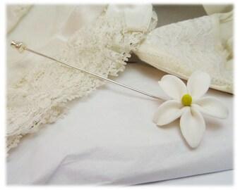 Jasmine Stick Pin - Jasmine Jewelry