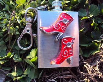 These boots were made for walking Forever match lighters