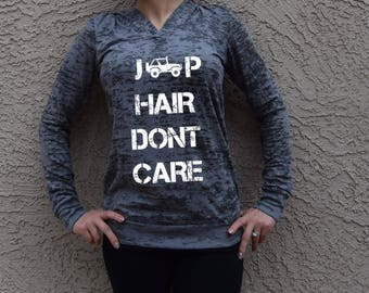 ATV Hair Sweater. Off-Road Hair Shirt . Road Trip Shirt. ATV Girl ATV Shirt. Off-Road Hair Dont Care Tank. atv Hair Hoodie