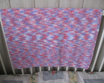 baby/plaid sun lounger cover