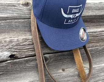Ball cap-Bright Navy