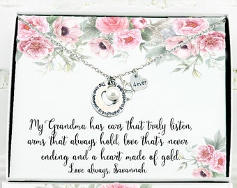 Grandma Gift For Grandma Mother S Day Love You To The Moon