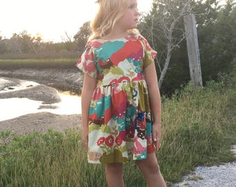 Woodland Pixie Dress