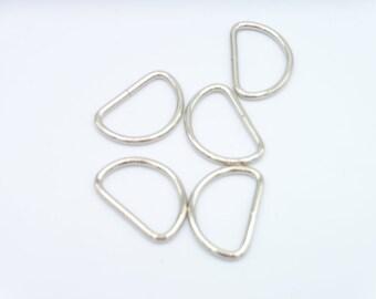 """3/4"""" D rings"""