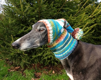 Greyhound & Galgo Pixie Hat