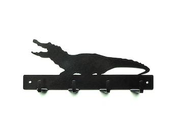 Alligator Key Rack
