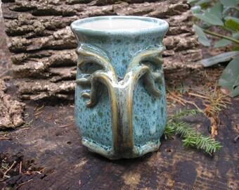 Tasse de sapin pour les amoureux de la nature, contenance 20 oz, tasse de thé, tasse à café, tasse à la main, tasse préférée