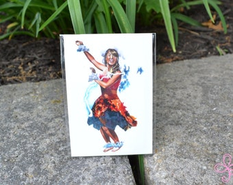 Pele Mini Print - Pocket Goddess