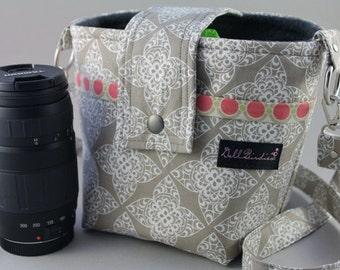 Dollbirdies Large SLR/DSLR Camera Bag, Camera Case, Camera Tote