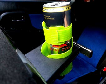 SNUG CUP - A Flexible Cup Holder Adapter