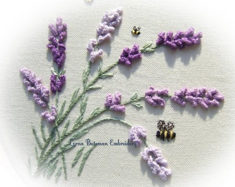 Lavender in the Breeze - Full Kit