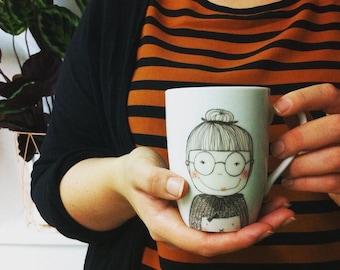 granny Coffee / Tea  Mug