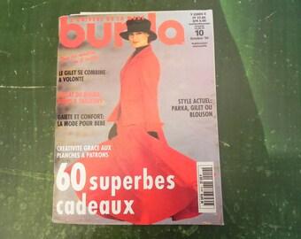 BURDA October 1994 magazine