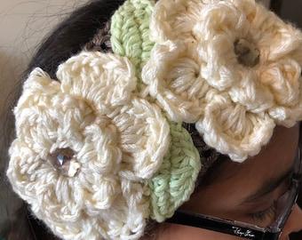 Crochet Headband & Earwarmer