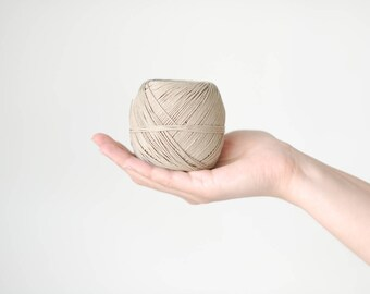 HEMP TWINE - Ball of Natural Hemp Twine - 350 feet
