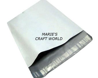 25 9 x 12 Poly Mailers Bags Shipping Supplies 2 Mils