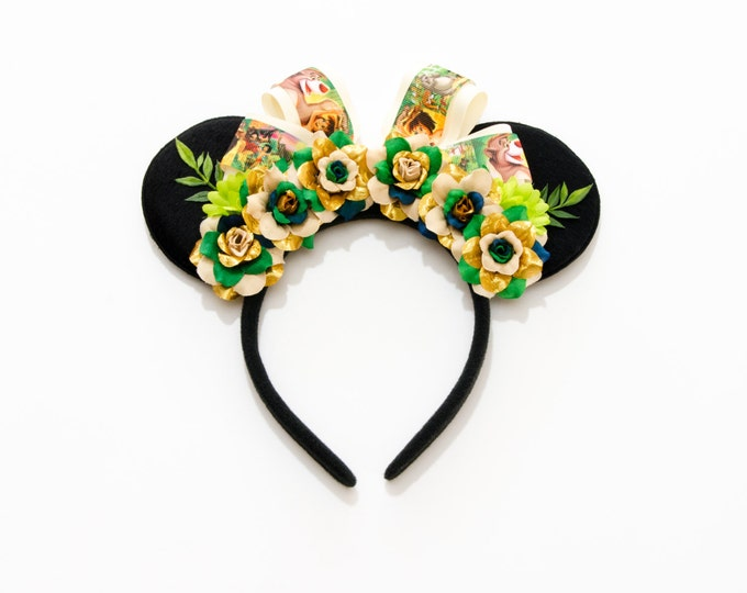 Jungle Book Mouse Ears Headband