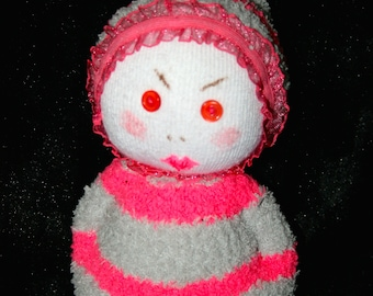 Super Soft Sock Doll