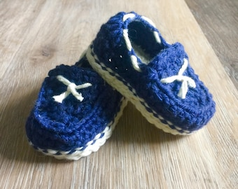 Little Boat Shoes. Little Loafers. Baby Booties. Crochet Boy Booties. Crochet Boat Shoes. Baby Booties. Crochet Boy Shoes