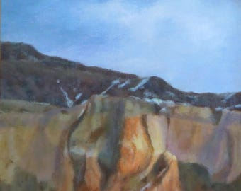 Small Painting northern New Mexico