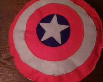 Marvel Captain America Shield Dog Toy