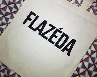 Flazéda Pearl Drag Race Themed Tote Bag