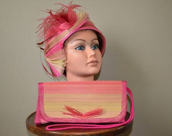 Set head of buntal and pouch