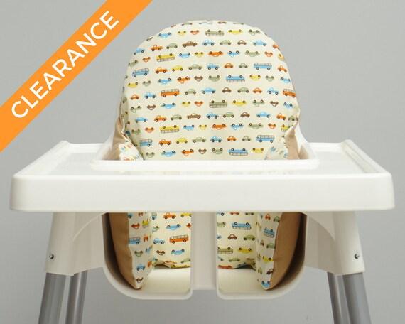 & Baby Boy IKEA High Chair Cover Antilop Highchair Cushion