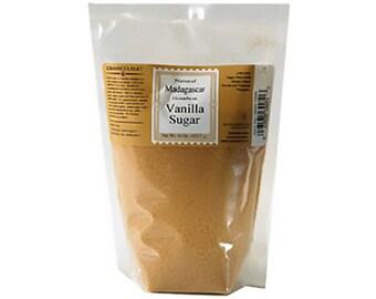 Madagascar Vanilla Sugar, Natural, 16 oz, by LorAnn