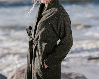 Woolen Coat Motumo 16FW5
