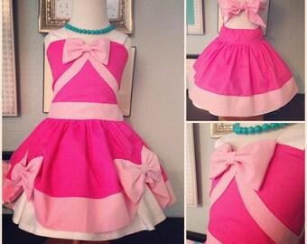 Pink Cinderella Necklace