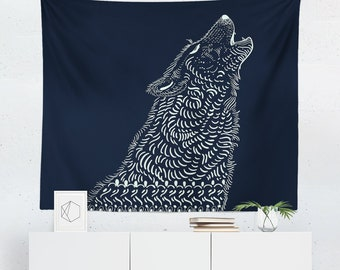 Wolf Tapestry | Wolf Wall Tapestry | Wolves Tapestry | Wolves Wall Tapestry | Wolf Wall Decor | Wolf Wall Hanging | Wolves Wall Decor
