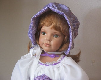 Large porcelain doll-Dani