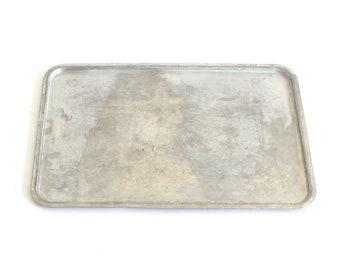 Pyrex Aluminum Lid 550MC Cover for Pyrex 575-B 2 Qt Space Saver Casserole Dish