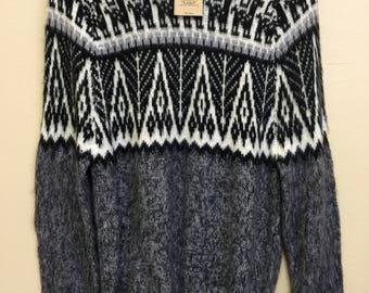 XL Alpaca Sweater