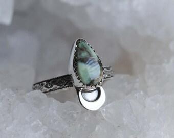 SIZE 5.5, Sterling Silver 7 Dwarfs Ring, 7 Dwarfs Jewelry