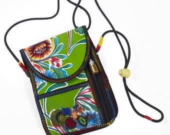 Pocket Pal in Sweet Flower/Green