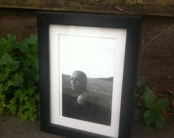 photography by Annie Leibovitz , Collectible postcard with frame, Vintage Postcard by Annie Leibovitz