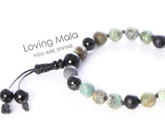BEST SELF-Mala Bracelet
