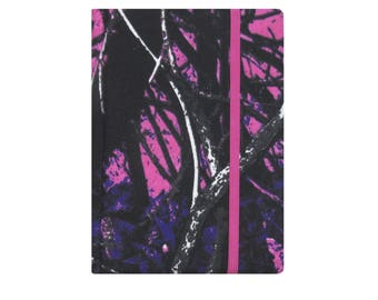 Kindle Paperwhite Case Amazon Kindle Fire HD 7 8 Case Nook Glowlight 3 Plus Case Nook Tablet 7 Cover Pocket Muddy Girl Camo Pink Purple