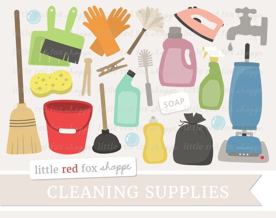 Cleaning bottles clip art - photo#31