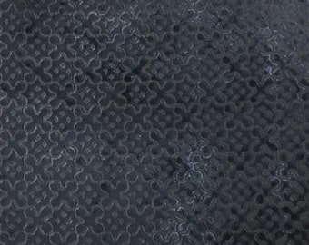 Upholstery Fabric - Paddington - Navy - Burnout Velvet Home Decor Upholstery & Drapery Fabric by the Yard - Available in 6 Colors