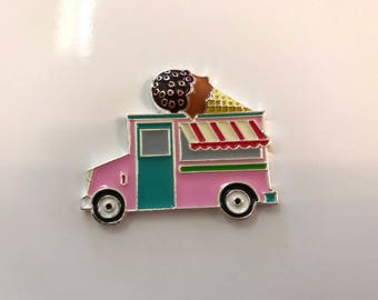 Ice Cream Truck Needle Minder