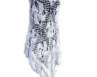 womens poncho wool knit poncho cape knitted oversized wedding bridal white poncho bridal cloak crochet poncho plus size poncho boho poncho