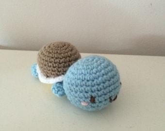 Amigurumi Mr Turtle