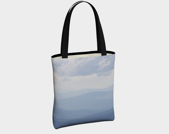 Shades of Blue - Classic Tote